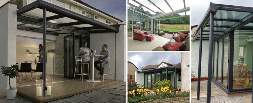 Amberwood Conservatories Contemporary Conservatory
